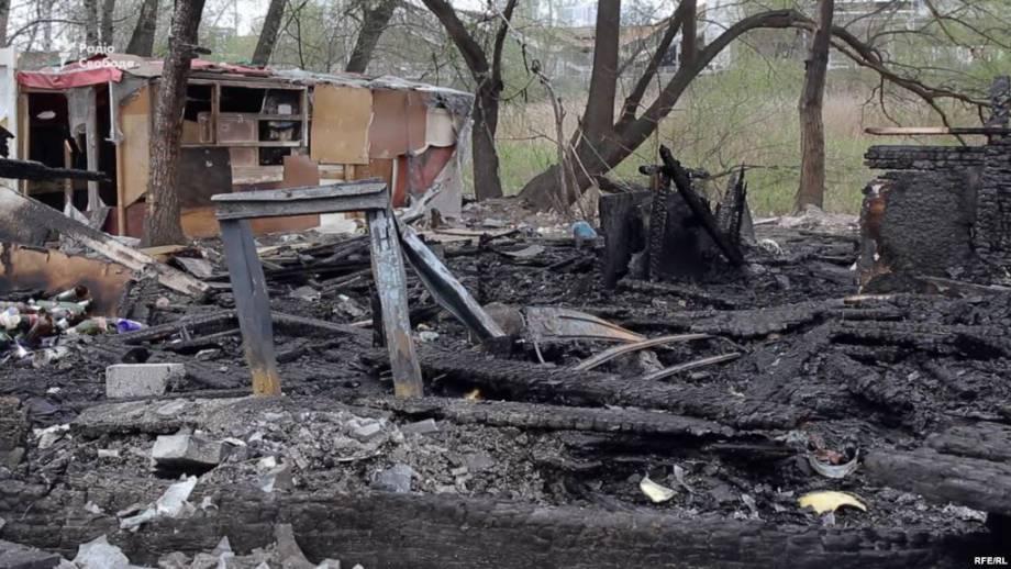 Никто из цыган не обращался ни в полицию, ни в медицинские учреждения из-за ночной пожар в лагере – полиция Львовщины