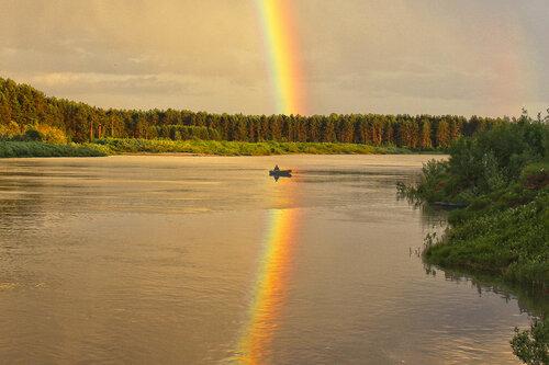 Ну куда я без рыбаков! ))