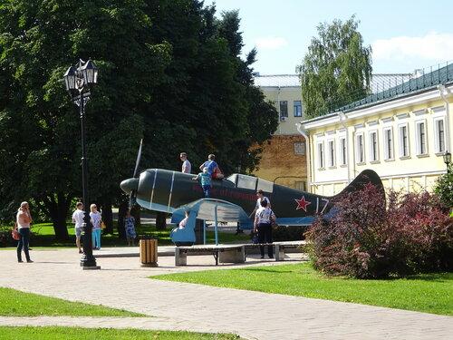 Нижегородский Кремль - дух истории и центр притяжения в НН -