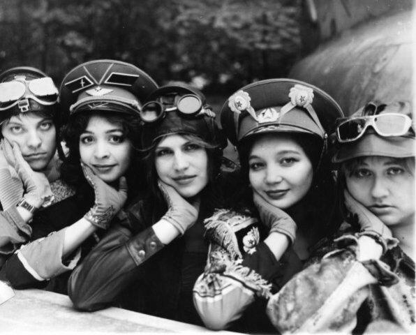 Женщины в российском роке. (Часть восьмая)