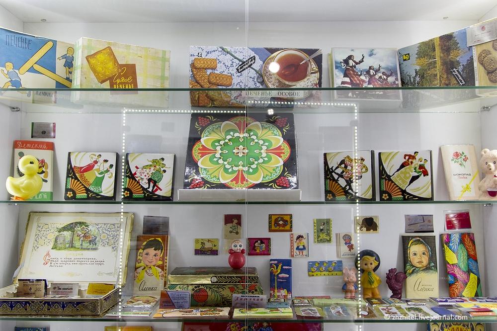 Наше сладкое советское детство