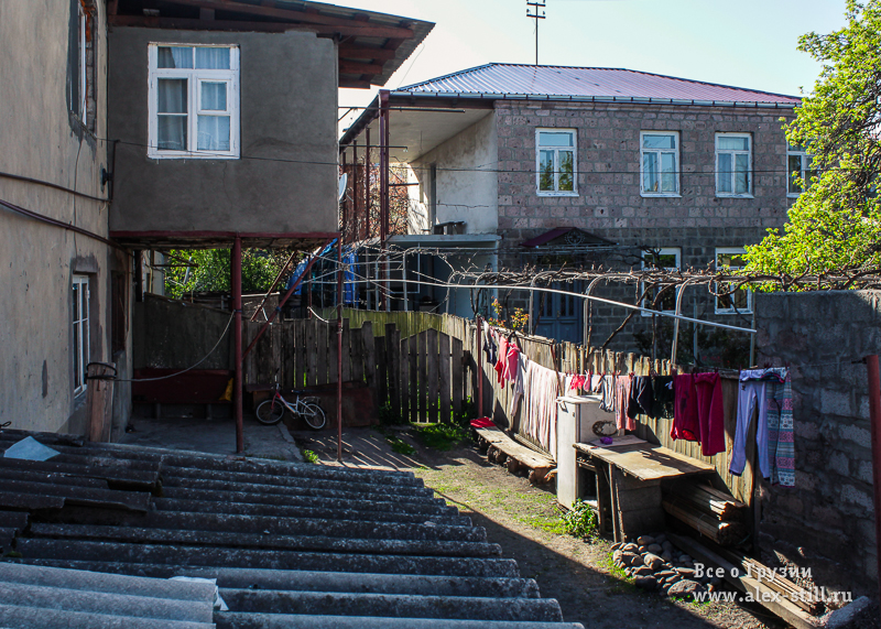 Отели и гостевые дома Ахалцихе