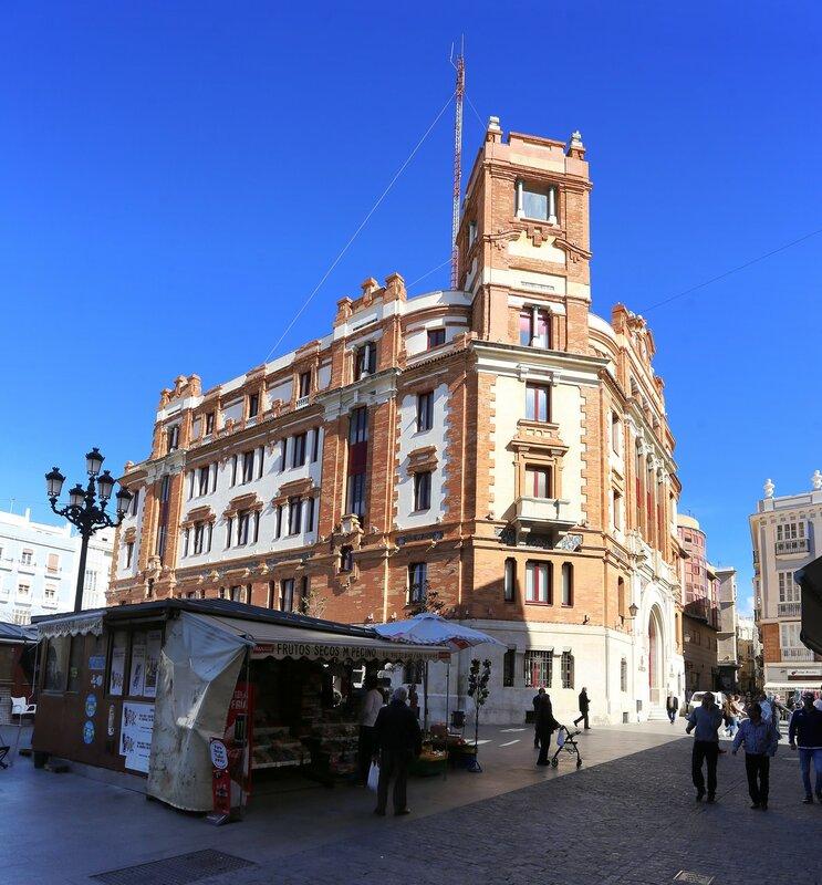 Cadiz Post Office (Edificio de Correos)