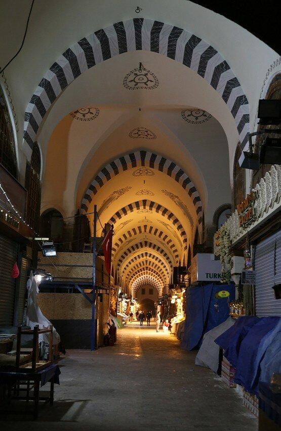 Istanbul. Египетский базар (Mısır Çarşısı)