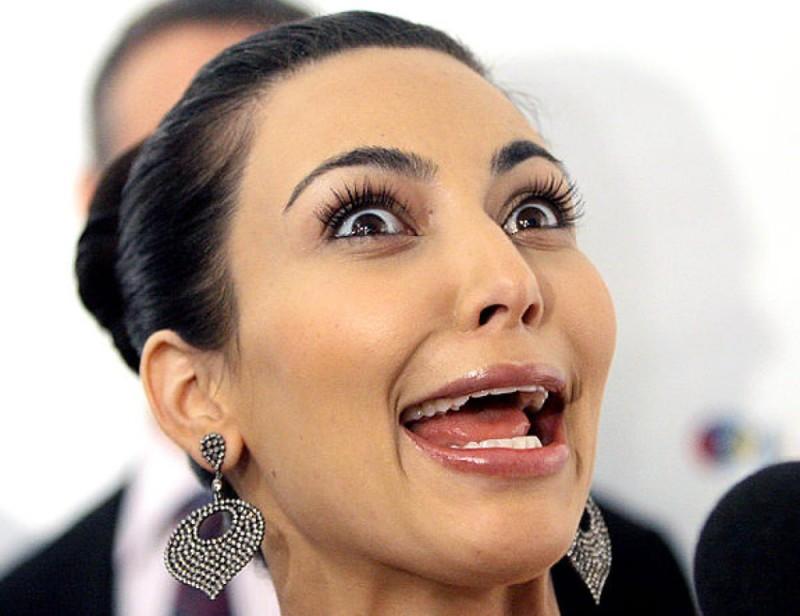 8. Дурачество надоедает Надо признать, что много людей следят за Ким вовсе не из-за того, что она кл