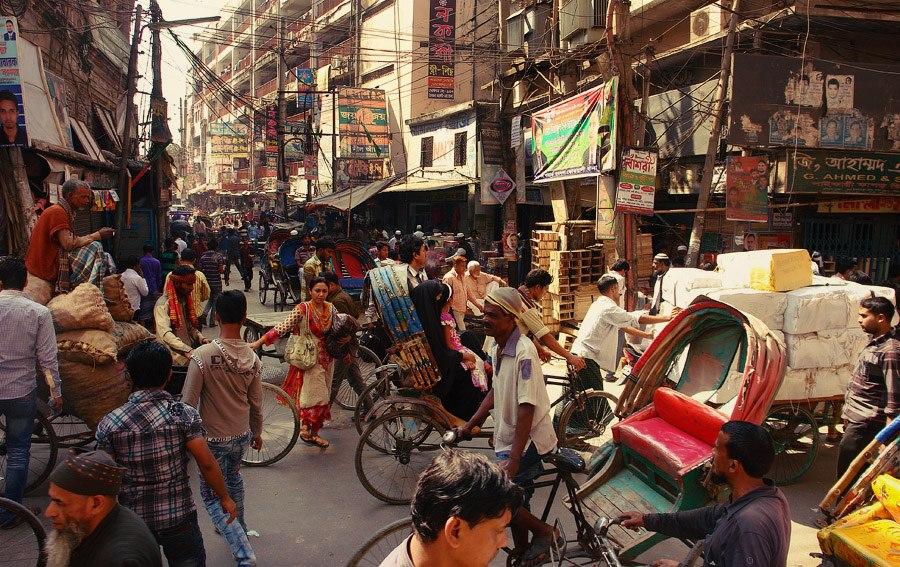 Желающим посетить Бангладеш советую обзавестись майкой с основными ответами на искания абориген