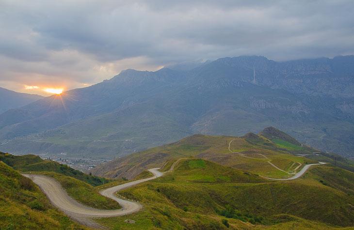 Путешествие по Северной Осетии (35 фото)