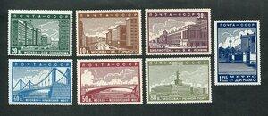 1939 Реконструкция Москвы