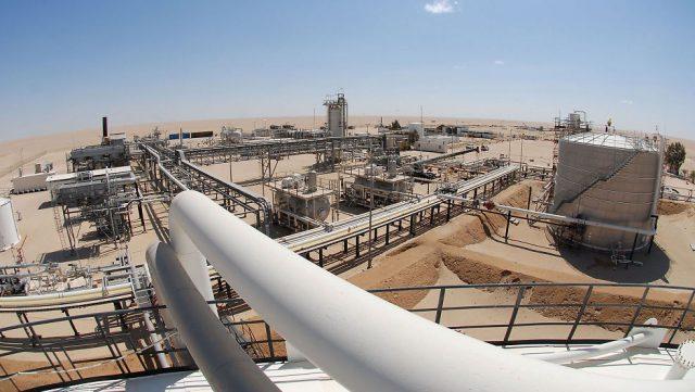 ВЛивии приостановлено крупнейшее нефтяное месторождение