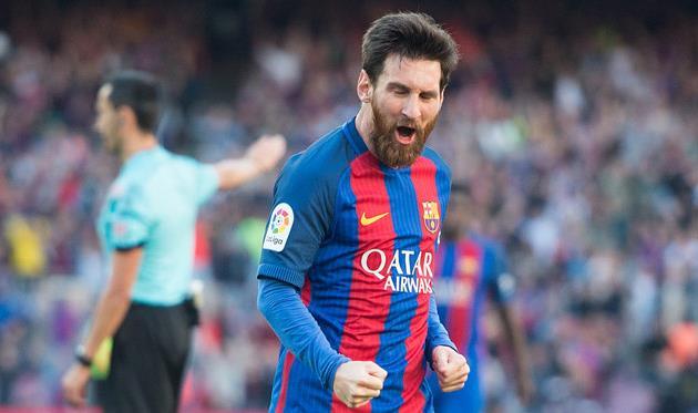 Дубль Месси помог «Барселоне» разгромить «Вильярреал»