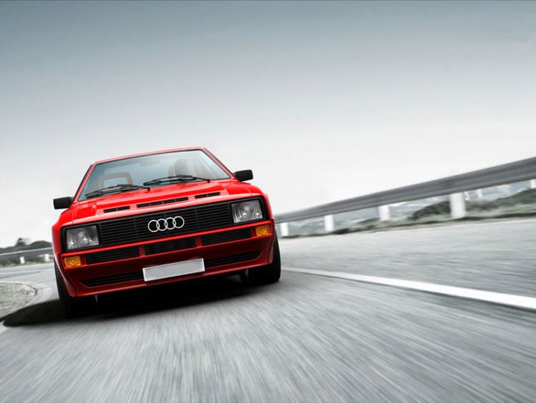Неповторимый Ауди Sport quattro 1985 года продадут за350 000евро