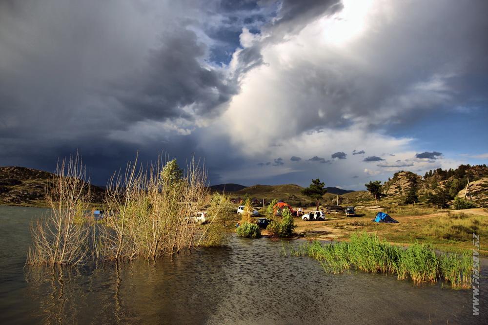 Отдых на Бухтарминском водохранилище