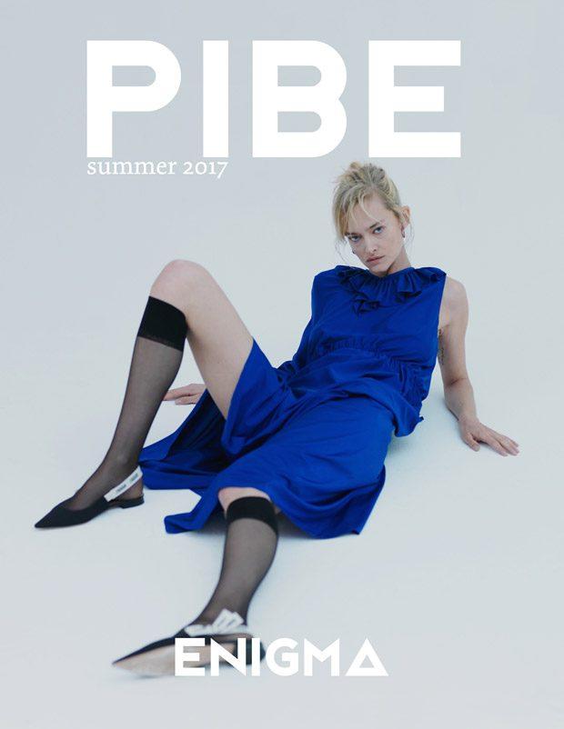 Nadine Strittmatter Stars in Pibe Magazine Summer 2017 Cover Story (28 pics)