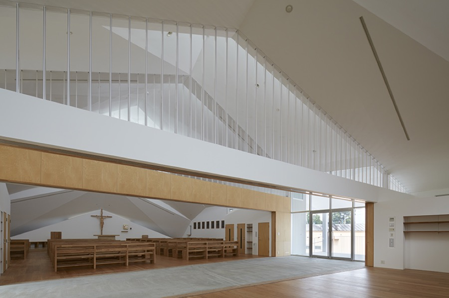 Design Church in Japan