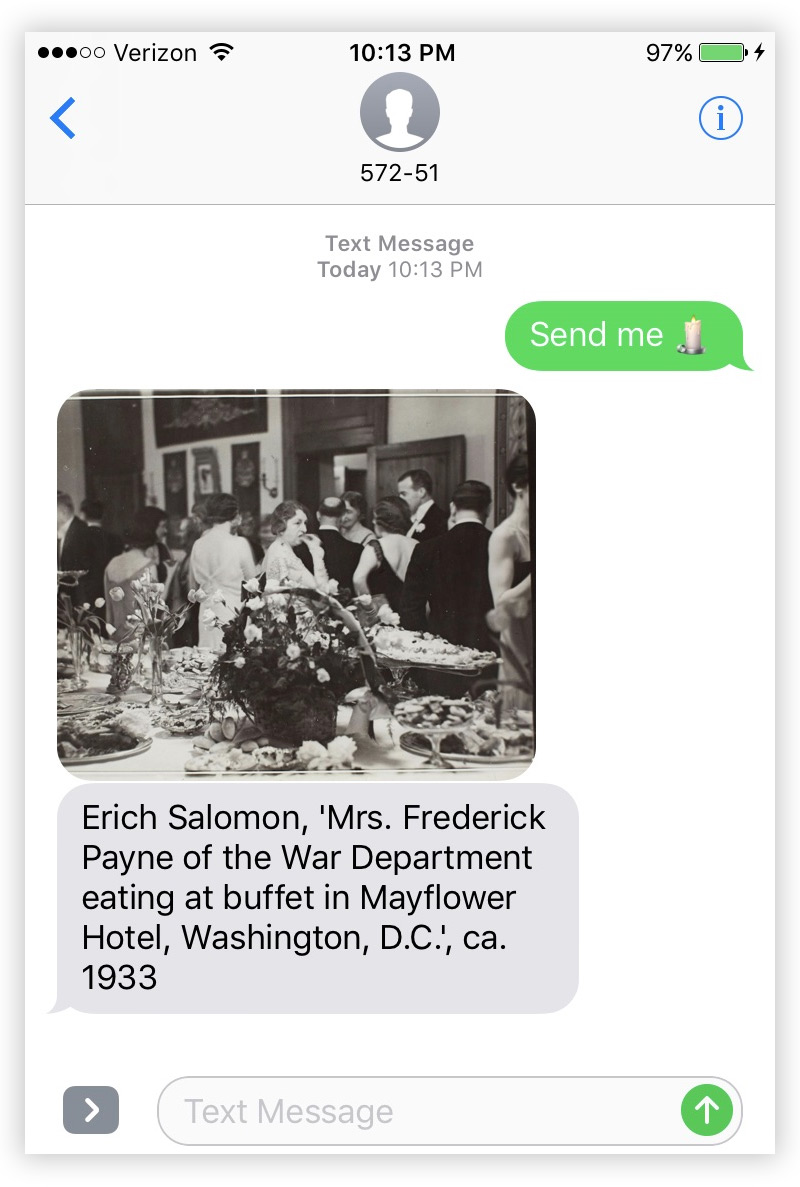 Text SFMOMA Your Favorite Emoji and Receive an Artwork From Their Vast Collection