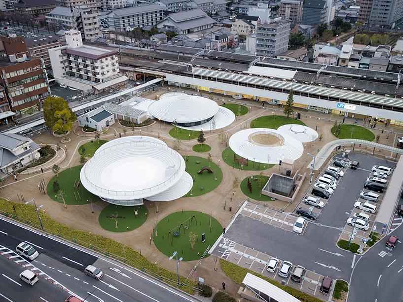 Nendo's First Design Public Space