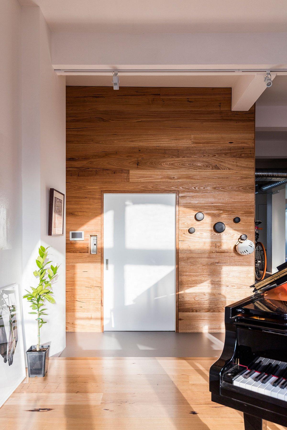 современная гостиная в квартире