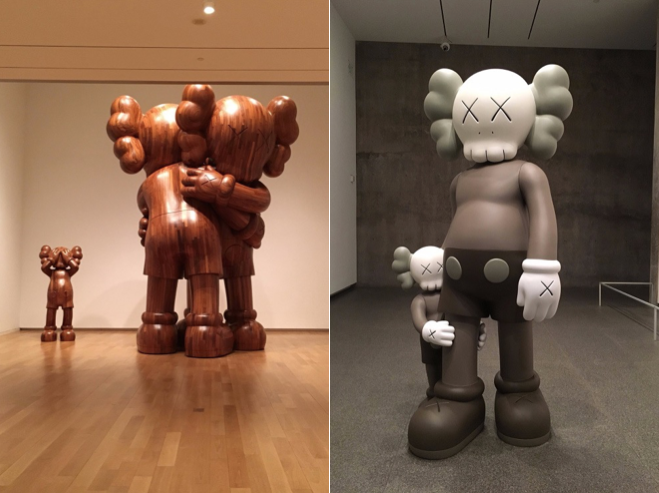 KAWS' Where the End Starts Powerful Exhibition (13 pics)