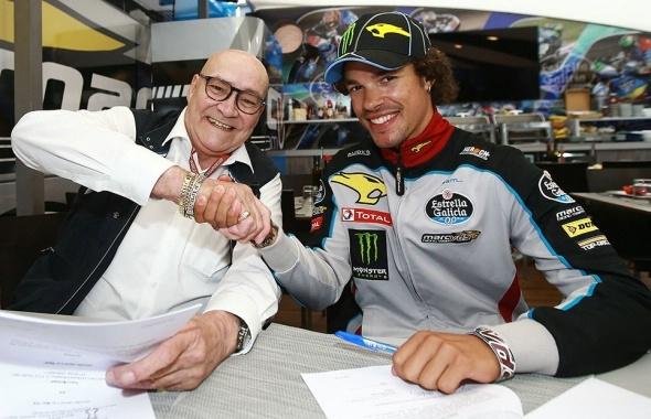 Франко Морбиделли продолжит карьеру в MotoGP