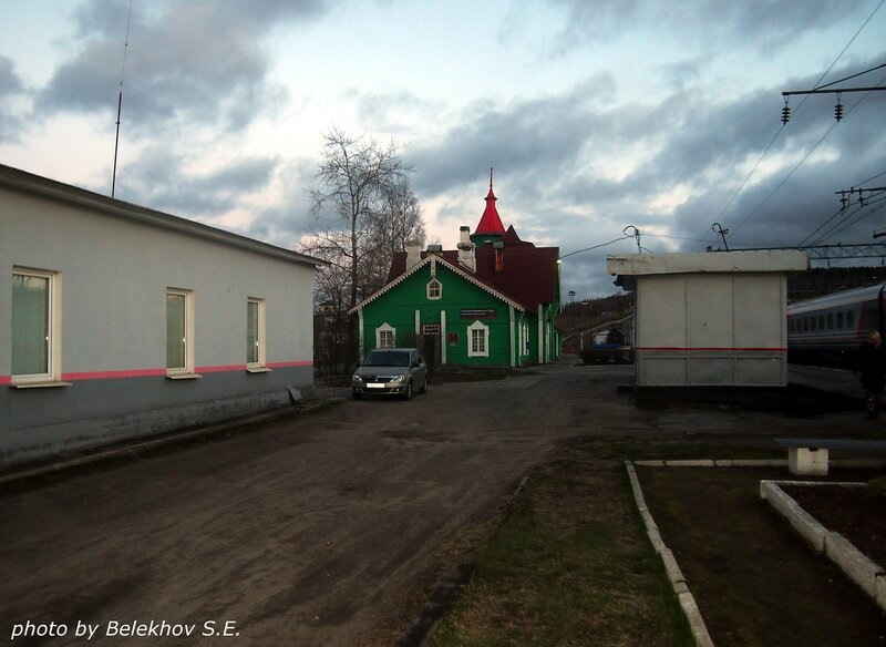 путешествие, Медвежьегорск