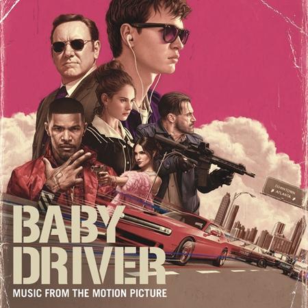 Baby Driver / Малыш на драйве (2017) OST (саундтрек)