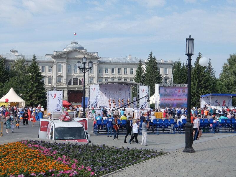 Омск - Сибирский международный марафон