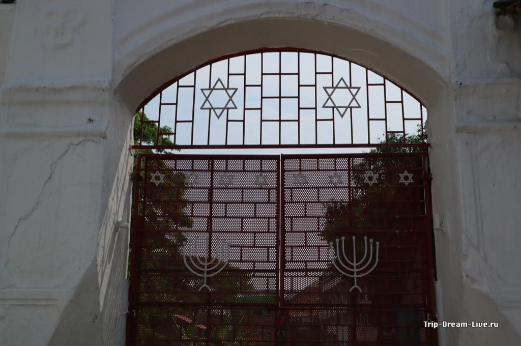 Pardesi (Jewish) Synagogue в Кочи