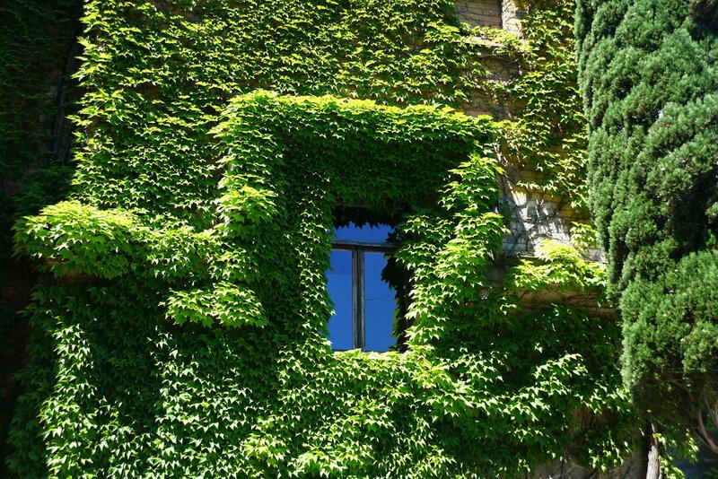 Окно Дворца княгини Гагариной