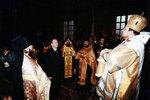 Благословение Юрия Савенко на вступление в должность мэра г. Калининграда.