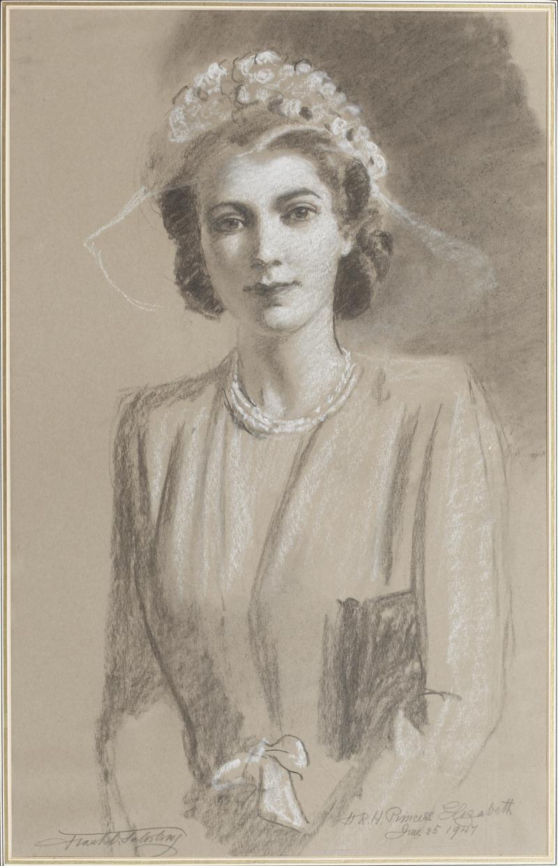 H.R.H. Princess Elizabeth, 1947.Jpeg