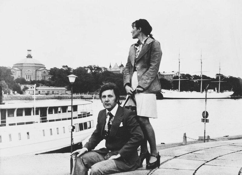 1974 год в Стокгольме
