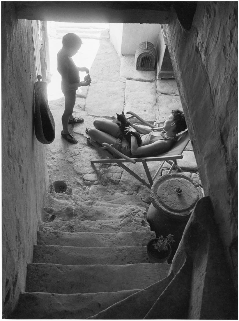 1969. Сиеста. Горд