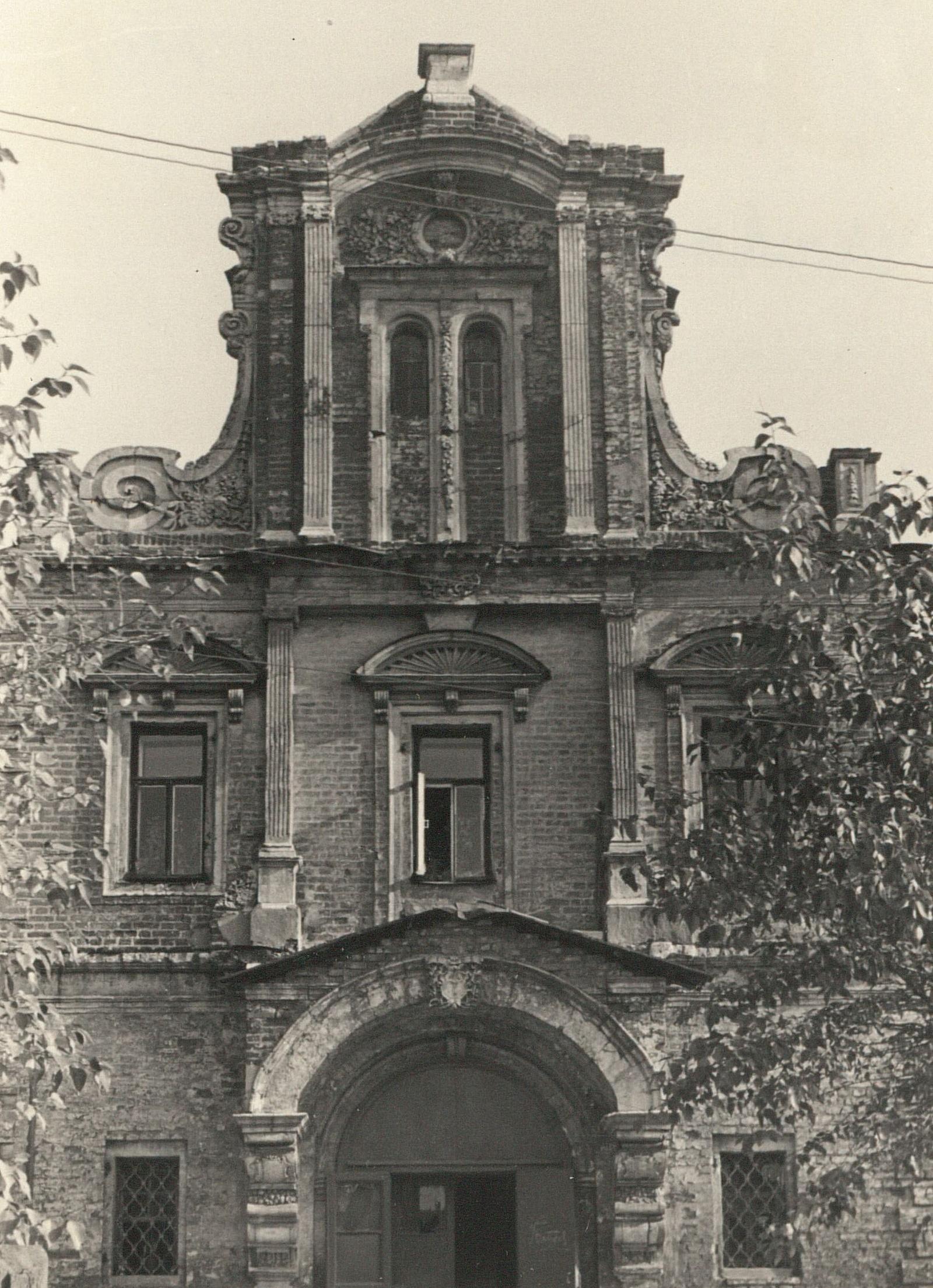 Один из самых старых домов