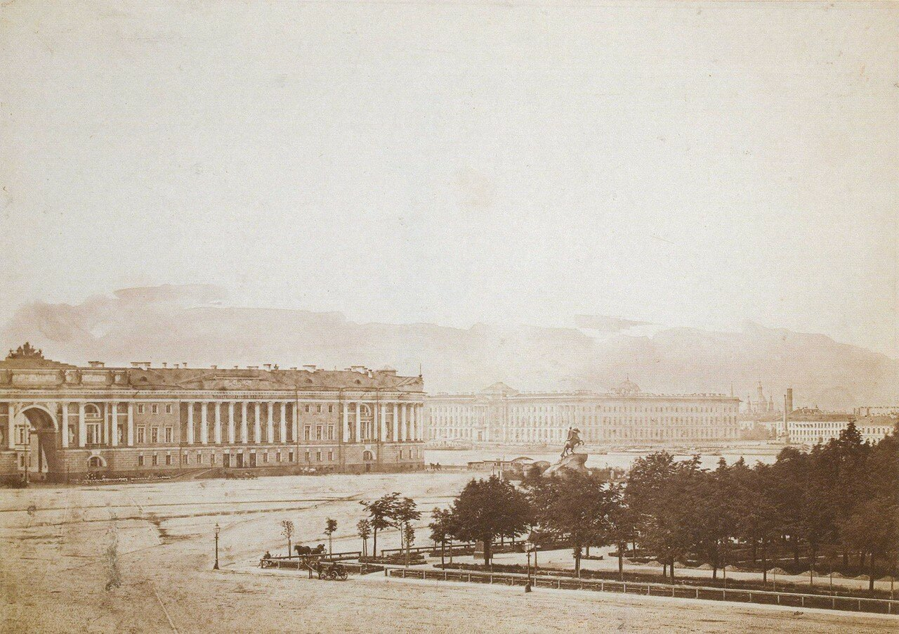 Санкт-Петербург. Часть 100. Санкт-Петербург в 1850-х