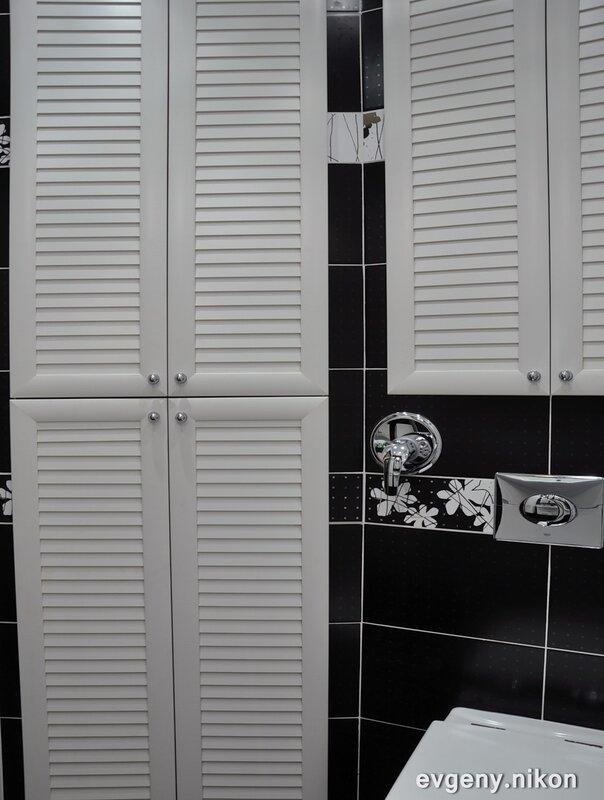 Дверцы для шкафов в ванной