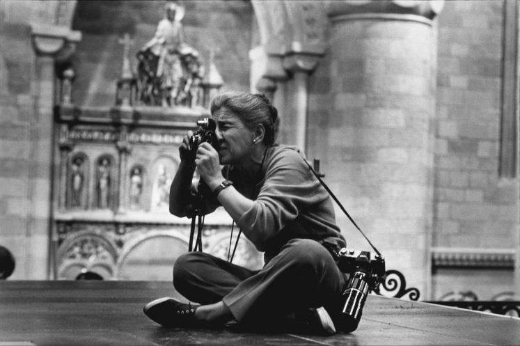 Ева Арнольд (1912-1912) автопортрет (селфи).