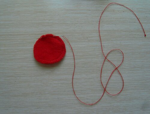 Развивающие игрушки своими руками... мастер-класс - воздушные петли для пуговиц