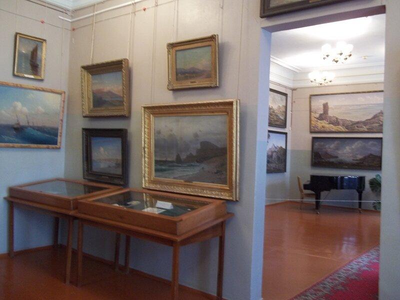 Национальная картинная галерея им. И.К.Айвазовского