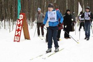 Чемпионат и первенство города Заречного по лыжным гонкам. 31.0.12015