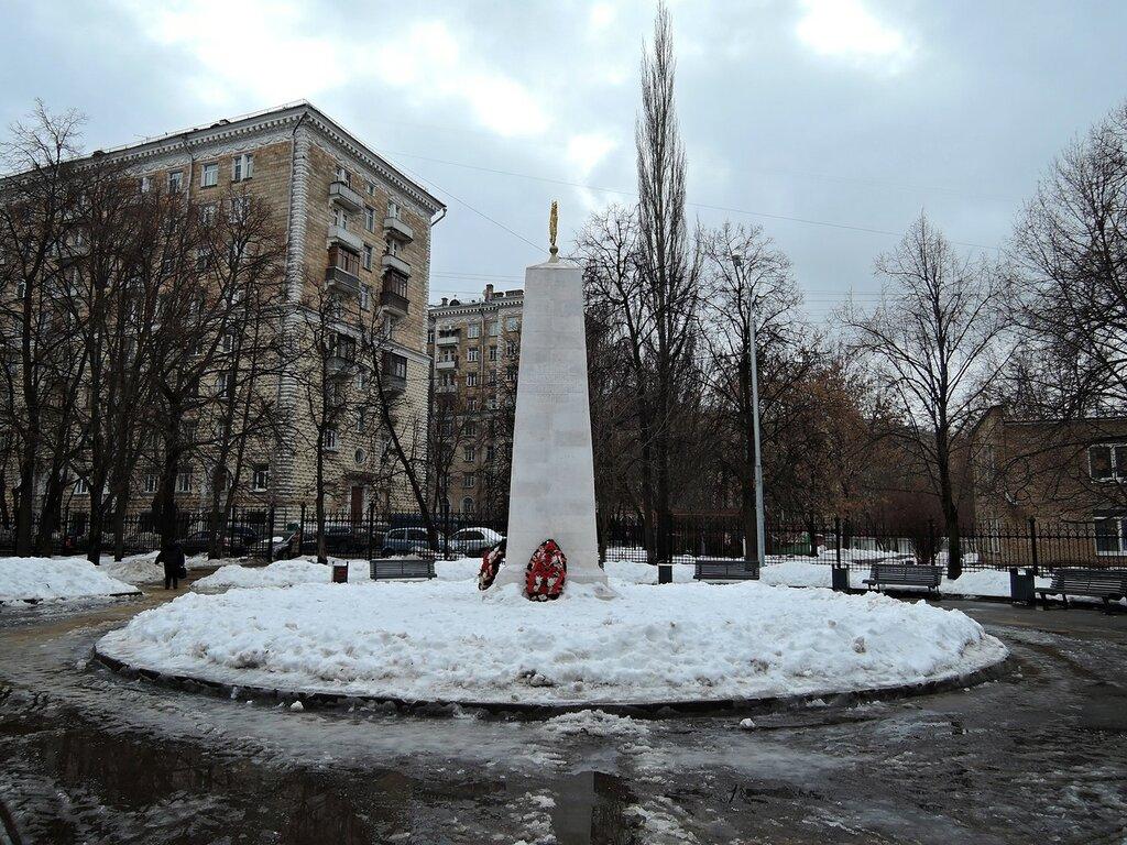Обелиск в память героев Первой мировой войны