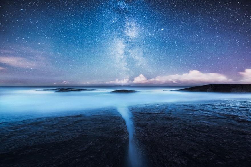 Ночные фотографии неба и звезд родной Финляндии 0 14190b d4d587ba orig