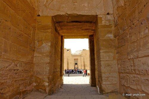 храм рамзеса II