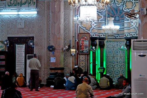 александрия, египет, мечеть Эль-Мурси Абуль Аббаса