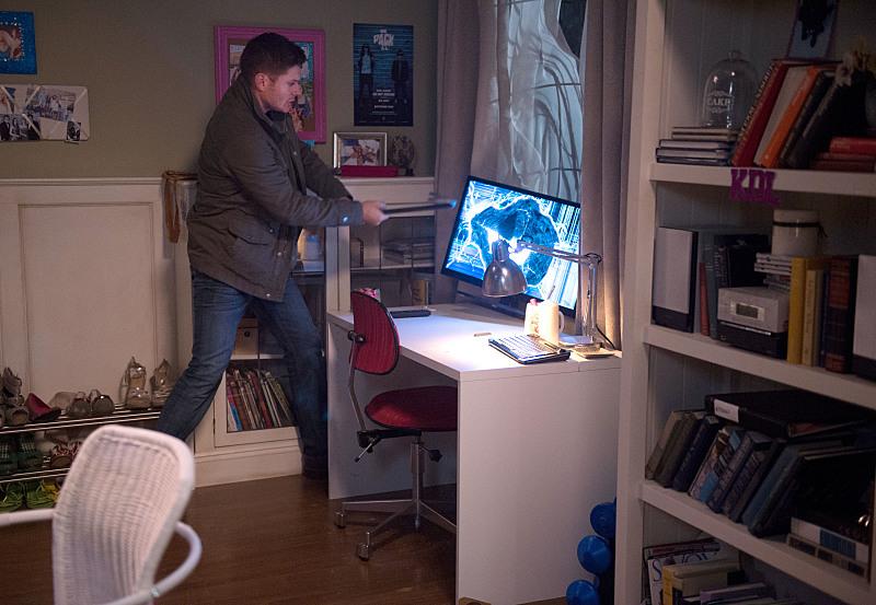 Промо кадры эпизода 10.13 сериала «Сверхъестественное»