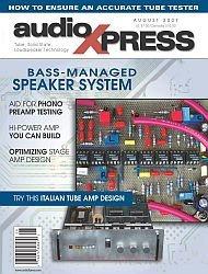 Журнал AudioXpress №8 2007