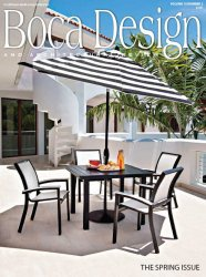 Журнал Boca Design - March 2014