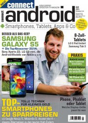 Журнал Connect Android Magazin (April - Mai 2014)