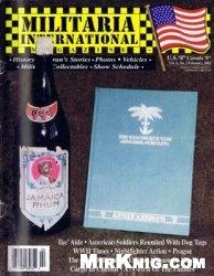 Журнал Militaria International Magazine 2002-02