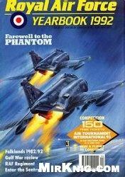 Книга Royal Air Force Yearbook 1992