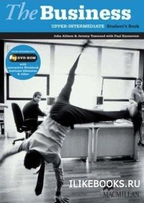 Аудиокнига Townend J. - The Business Upper-Intermediate (с аудиокурсом)